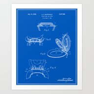 Toilet Seat And Cover Pa… Art Print