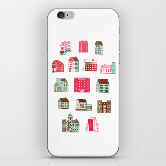Places to rent iPhone & iPod Skin