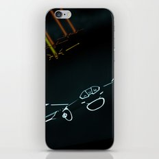 TRON LIGHT JET iPhone & iPod Skin