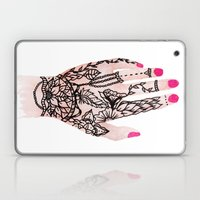 Modern Watercolor Hand  … Laptop & iPad Skin