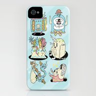 The Gangs All Here iPhone (4, 4s) Slim Case