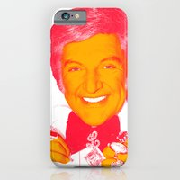 iPhone & iPod Case featuring Liberace by justlikeandy.co.uk Andy Warhol-style
