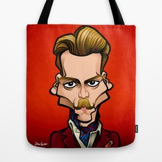 Mortdecai Tote Bag