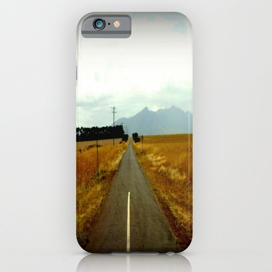 Road to Dunkeld iPhone & iPod Case