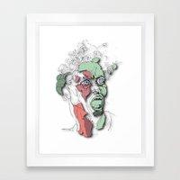 Michelagnolo Framed Art Print