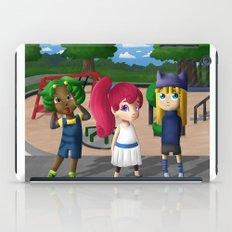 At the Playground iPad Case