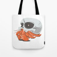 Skull House - One-Eyed W… Tote Bag