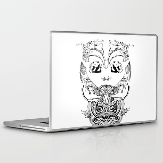 Hello Future Laptop & iPad Skin