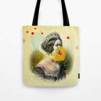 Another Portrait Disaster · Q1 Tote Bag