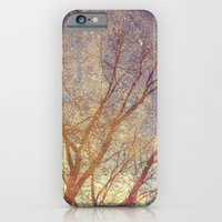 Galaxy + Nature Reflecti… iPhone 6 Slim Case