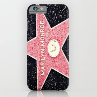 iPhone & iPod Case featuring Walk of Fame by JoanaAFreire
