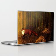 Out Of The Woods Laptop & iPad Skin