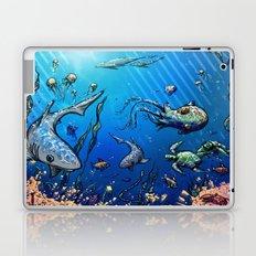 Unda da Sea Laptop & iPad Skin
