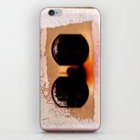 Plug iPhone & iPod Skin