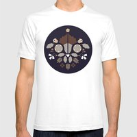 MCM Woodland Mens Fitted Tee White SMALL