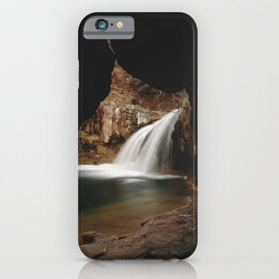 Fossil Creek Cave iPhone & iPod Case