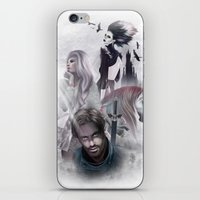 LEYEND iPhone & iPod Skin