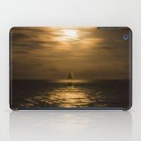I'll Sail Away  iPad Case