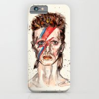 Bowie Inspired David iPhone 6 Slim Case