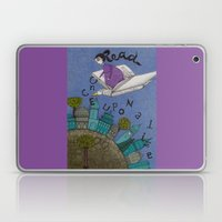 Read Laptop & iPad Skin