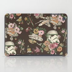 Botanic Wars iPad Case