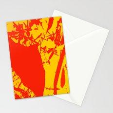 Straw men Stationery Cards
