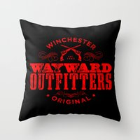 Wayward Outfitters Throw Pillow