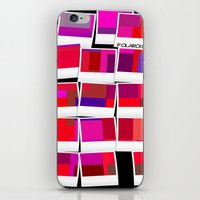 Polaroid iPhone & iPod Skin