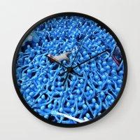 Oppression - Teenager Wall Clock