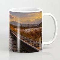 Grand Trunk Railway Mug