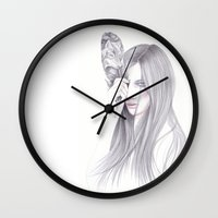 The Wizard Wall Clock