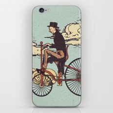 Steam FLY iPhone & iPod Skin