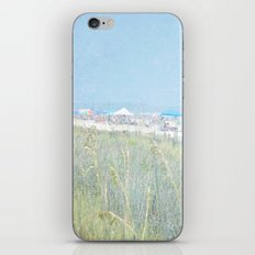 Surfside Beach iPhone & iPod Skin