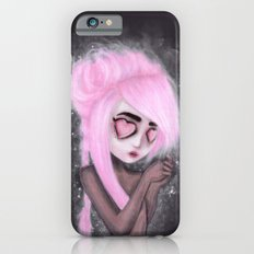 eyes and heart all empty iPhone 6s Slim Case