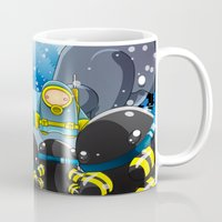 The Eternaut Mug