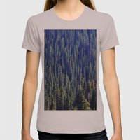 Drink the Wild Air Womens Fitted Tee Cinder SMALL