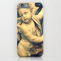The Hallelujah Cherub. iPhone 6 Slim Case