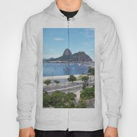 Rio De Janeiro Landscape Hoody