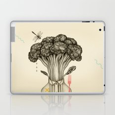Mr. Broccoli Laptop & iPad Skin
