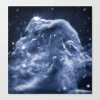 Horsehead Nebula aka The Galactic Iceberg Canvas Print