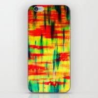Dry Brush iPhone & iPod Skin