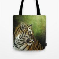 Who Goes There Tote Bag