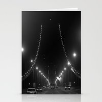 Late Nights On The Bay B… Stationery Cards