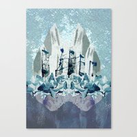 Crystal City Canvas Print