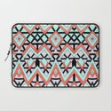 Geometric Mountains Laptop Sleeve