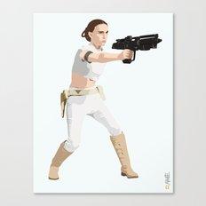 Padme of Star Wars Canvas Print