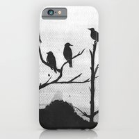 iPhone Cases featuring Birds by dan elijah g. fajardo