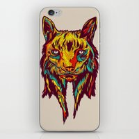 BE RARE* - Iberic Lince iPhone & iPod Skin