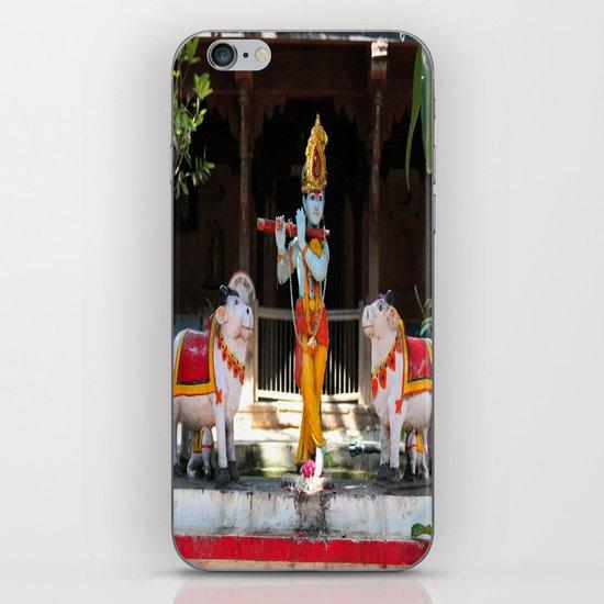 God Krishna  iPhone & iPod Skin