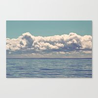 Calms the Soul Canvas Print